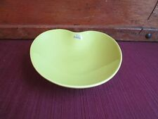 "ASA SELECTION GERMANY LIME GREEN BOWL - 9 1/4"" X 1 1/2"" 1204B"