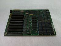 Beltron 8MHz Turbo Board 8x ISA Slots AT Motherboard Power Tested ONLY AS-IS