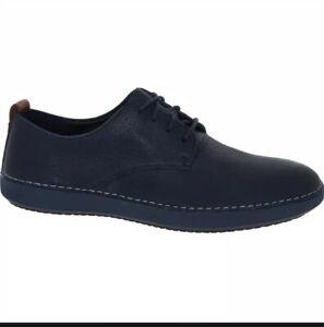 mens clarks shoes size 12 Uk Navy