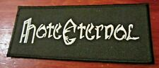 Hate Eternal Embroidered Patch Death Metal Suffocation Decapitation Dying Fetus