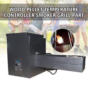 Elektro Smokergrill Pelletgrill BBQ Holzkohlegrill Räuchergrill Temperaturregler