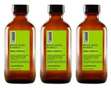WITCH HAZEL EXTRACT 100% ORGANIC ALCOHOL FREE Natural Astringent 100ML