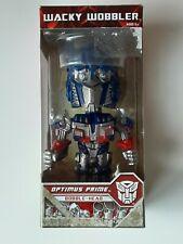 FUNKO Transformers Revenge of the Fallen Optimus Prime Bobble Head Action Figure