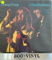 At The Budokan - Cheap Trick UK vinyl LP album record EPC86083 EPIC 1978 Vg+