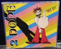 Shaggy 2 Dope - Fxck Off EP CD Discmakers ICP insane clown posse vioent j off!