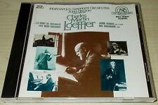 LOEFFLER-LA MORT DE TINTAGILES-FIRST ISSUE CD 1985-NELSON-NO BARCODE-RARE-MINT
