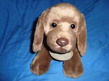 """Yomiko Classics German Shorthaired Pointer Dog Plush and Beans Russ 10.5"""" long"""