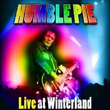 Live at Winterland 0741157512816 by Humble Pie Vinyl Album