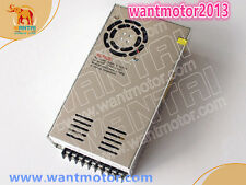 EU Free! 1PC 350W ,60VDC Power Supply 5.83A for Nema 34 Schrittmotor&Driver CNC