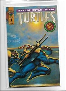 TEENAGE MUTANT NINJA TURTLES #1 1993 NEAR MINT- 9.2 5741