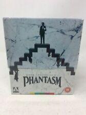 Phantasm Collection Blu-ray 6 Disc Limited Edition Arrow Region B