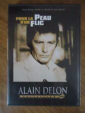 DVD ALAIN DELON * POUR LA PEAU D'UN FLIC * ANNE PARILLAUD AUCLAIR DARRAS PATHE