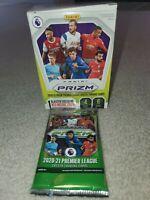 1-Sealed Pack 2020-21 Panini Prizm Premier League Soccer Blaster Box Red Mosaics