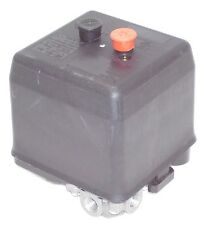 3-Phasen Kompressor Druckschalter m. Motorschutz 4 A - 6,3 A Motorschutzschalter