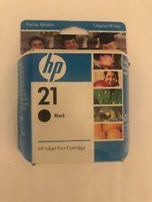 HP 21 INKJET CARTRIDGE BLACK