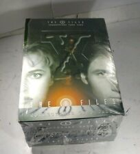 X-FILES Trading Cards Complete Box