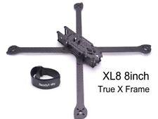 3K Full Carbon Fiber True X XL8 360mm 8 inch w/ 4mm arm FPV Freestyle Frame Q63A