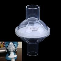 1XDisposable Bacteria Ventilator CPAP Sauerstoffkonzentrator Feuchtigkeitsfil MW