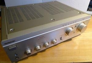 Sony; Esprit Serie; TA-FA 3ES; Vollverstärker; Stereo; Champagner