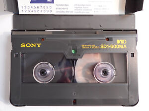 Sony SD1-600MA Data Tape/Cartridge 40GB 19mm SD-1/ID-1 COLLECTABLE - NEW