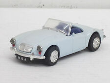 MG A Spider Cabrio in hellblau, o.OVP, New Ray, 1:43 (HV)