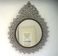 Grand Miroir fer forgé Marocain décoration orientale 60 cm!! decoration