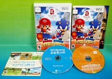 Mario & Sonic Olympic Games & Wii Sports Nintendo Wii and Wii U Games Bowling