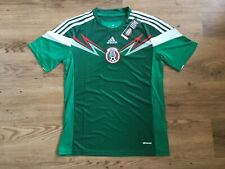 Adidas Climacool Mexican Green Football Soccer T-Shirt 2013 Size: L New