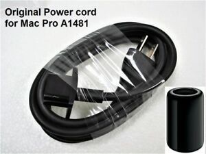 New Genuine Original Extension Power Cord Cable for APPLE Mac Pro A1481