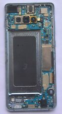 Samsung Galaxy S10 Plus SM G975F used Phone for Parts camera frame speaker