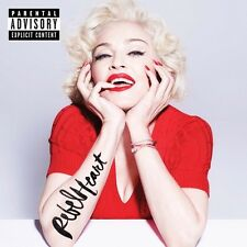 Rebel Heart - Madonna (2015, CD NEUF) Explicit Version