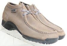 Buffalino Taupe Corduroy Casual Ankle Boot Chukka 31259N-03 Men's US 9.5