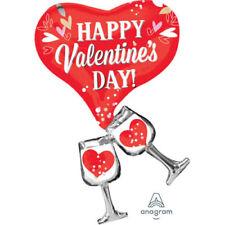 Ballons de fête irréguliers pour la maison Saint Valentin