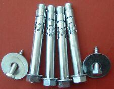 Gun Safe Cabinet Fixing Kit Bolts