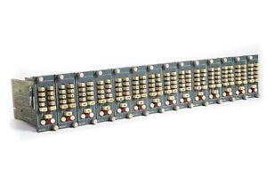 Neve 33747 Modules x14
