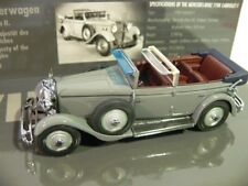 1/43 Minichamps MB 770k cabriolet 1931 Kaiser Guillermo II