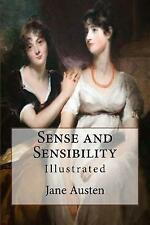 Sense and Sensibility: Illustrated by Austen, Jane -Paperback