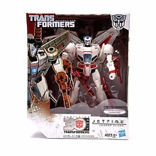 30° Anniversario Hasbro Transformers Thrilling IDW Leader Class Jetfire Hot sale