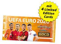 Details zu  Panini Adrenalyn XL Uefa Euro EM 2020 1 x Premium Gold Booster Limi