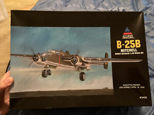 1/48 Accurate Miniatures B-25B Mitchell #3430