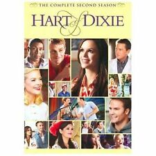 Hart of Dixie: The Complete Second Season 2 Two (DVD, 2013, 5-Disc Set) - NEW!!