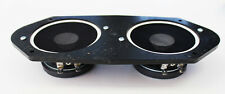 NEW! 1964-1966 Ford Mustang AM FM Stereo Dash Speaker Dual Type Free Shipping