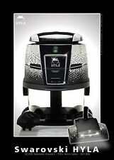 HYLA GST WATER VACUUM CLEANER 32,000 GENUINE SWAROVSKI CRYSTALS HAND-ENCRUSTED