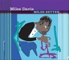 "Miles Davis - ""miles better"""