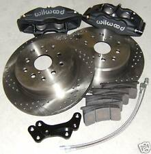 "Big Brake Kit Fits SUPRA MK IV REAR 13"" 4 pstn Wilwood calpr"