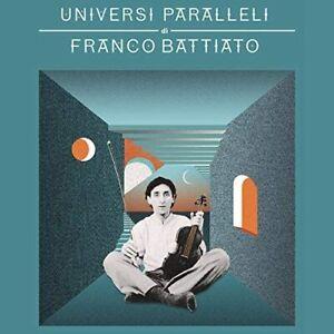 Franco Battiato Universi Paralleli Di Franco Battiato Box 4 CD nuovo Raccolta