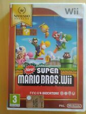 New Super Mario Bros WII - Nintendo Selects Gioco Nintendo Wii