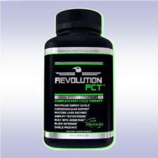 FINAFLEX REVOLUTION PCT BLACK (60 CAPSULES) Arimistane Test Post Cycle Therapy