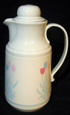 VINTAGE PHOENIX THERMO COFFEE CARAFE PITCHER TULIP DESIGN
