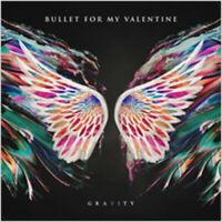 Bullet For My Valentine - Gravity - New Clear/Blue/Black LP  - Pre Order - 29/6
